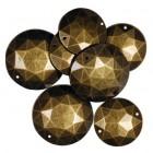 Декоративный элемент Favorite Findings Золотые круги