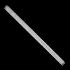 Спицы чулочные по 5 шт. в комплекте, от 2 мм до 6.5 мм на выбор