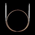 Спицы круговые с удлиненным кончиком, №1,5, 150 см