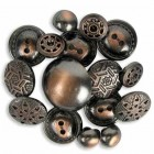 Пуговицы Button Artist Accents Copper