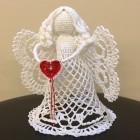 Ангелочек с сердечком