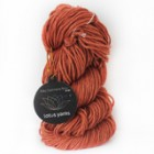 Silky cashmere aran